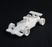 Balloon car 3D models for 3D printing | makexyz com