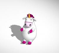 Unicorn 3D models for 3D printing | makexyz com