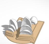 Opera House 3d Models For 3d Printing Makexyzcom