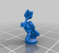 Warhammer 40k bolt pistol 3D models for 3D printing | makexyz com