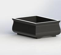 Bonsai Pot 3d Models For 3d Printing Makexyz Com