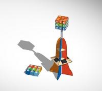 Tinkercad logo 3D models for 3D printing   makexyz com