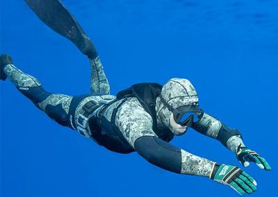 Freedive Recovery Vest