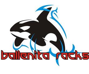 Ballenita Speargun Racks