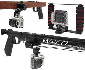GoPro Speargun Mounts and Accessories