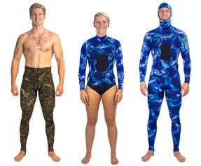 Spearfishing Rash Guards