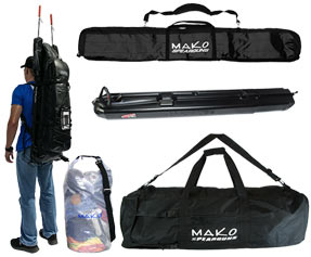 Speargun Bags, Gear Bags & Cases