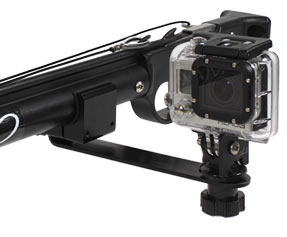 Speargun Camera Mounts