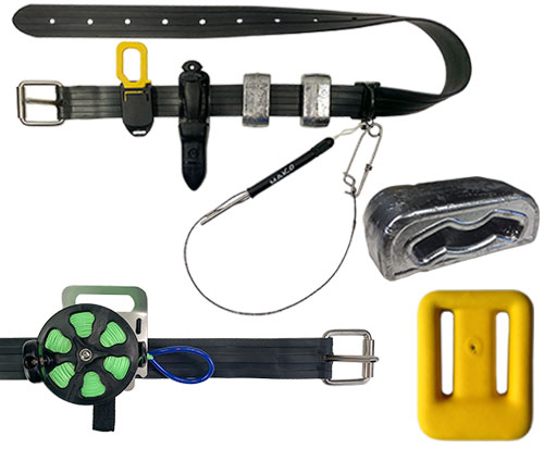 Weight Belts & Weights