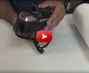 VIDEO: How To Defog Your Dive Mask