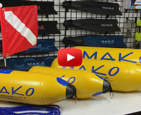 VIDEO: High Pressure Spearfishing Float Design & Features