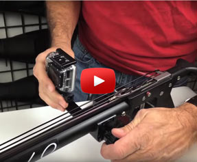 VIDEO: Installing the MAKO Rapid On/Off Camera Arm