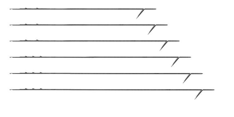 Selecting the proper spear length for your gun (railgun, wood gun, hybrid)