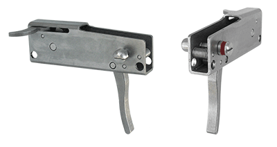AR15 speargun reverse trigger mechanism