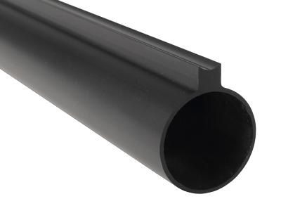 AR15 speargun integrated barrel rail