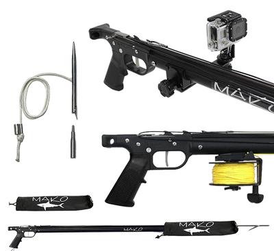 AR15 speargun options