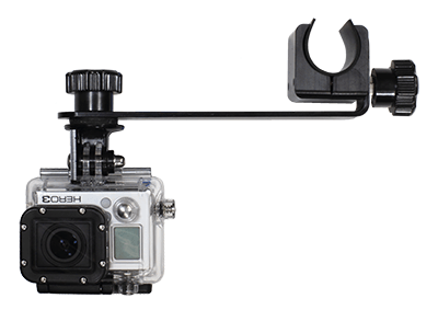 Side Mount Camera Arm (right side and camera mounted below)