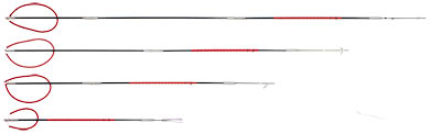 Optional pole spear bands