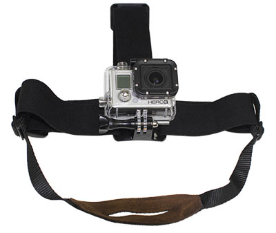 Chin Strap Head Band for GoPro