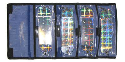 Optional Flashers with Free Flasher Storage Case