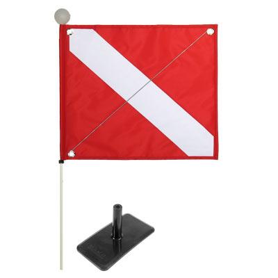 Optional Florida Legal Dive Flag