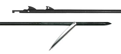 AR15 speargun high profile sharkfin spear