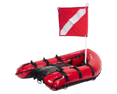 inflatable dive board basic package