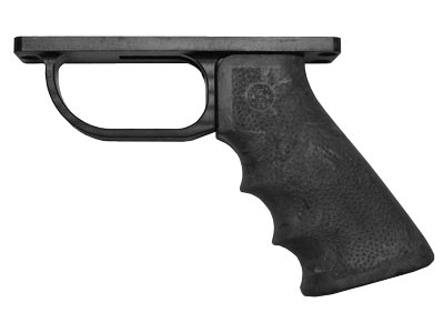 Shown w/optional Hogue Black rubber coated grip