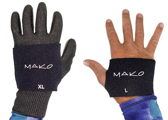 Wear it with or without gloves