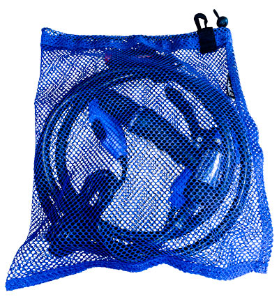 portable power wash mesh bag