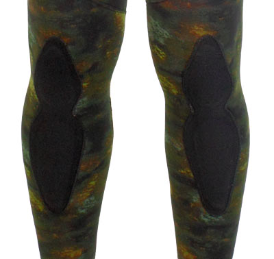reef camo wetsuit Knee Pads