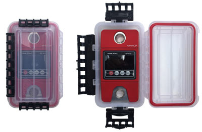 Certified Spearfishing Scale Waterproof case