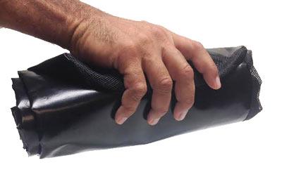 Speargun Bag Rolled Up