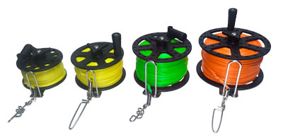 Pro Series Speargun Reels available in 30m - 100m sizes