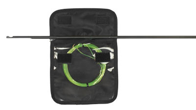 Speargun Shooting Line Keeper can be used on your spear to keep your line tangle free