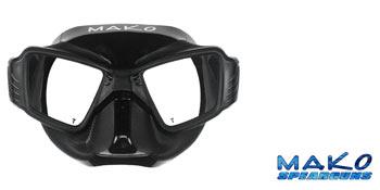 El Bajo Freedive Mask