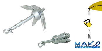 Mini Folding Anchor