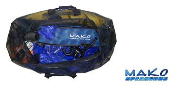 Ballistic Mesh Dive Bag