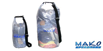 MAKO Waterproof Bag - Transparent