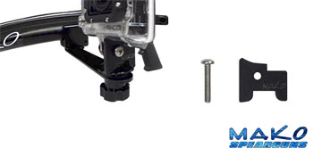 Recoil Stabilizer for GoPro for Rapid On/Off Camera Bracket