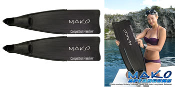 Womens Competition Freediver Fins