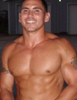 Male stripper Jason serving milwaukee