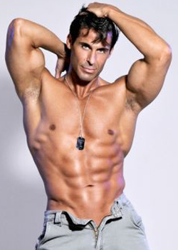 Male stripper Anthony serving philadelphia