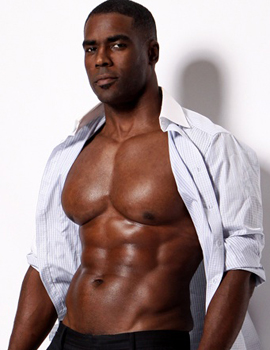 Male stripper Sophisticated serving charleston