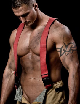 Male stripper Christian serving losangeles