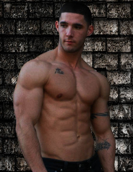 Male stripper Johnny serving Philadelphia