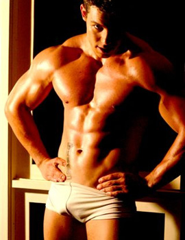 Male stripper Antonio serving losangeles