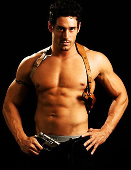 Male stripper Jason serving losangeles