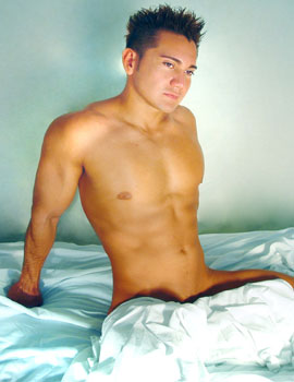 Male stripper Mario serving losangeles