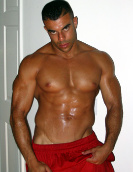 Male stripper Seduction serving Orlando